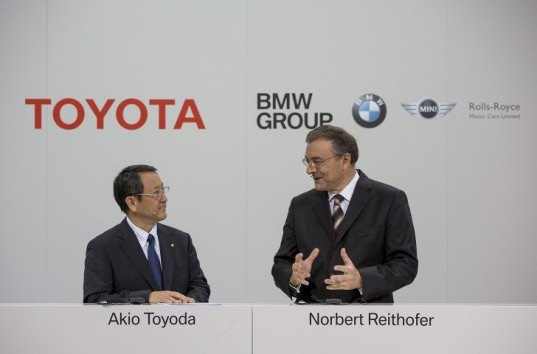 BMW, Toyota, hybrid cars, BMW electric car, Toyota electric car, green transportaion, fuel cell technology, fuel cell car, BMW hybrid, Toyota hybrid
