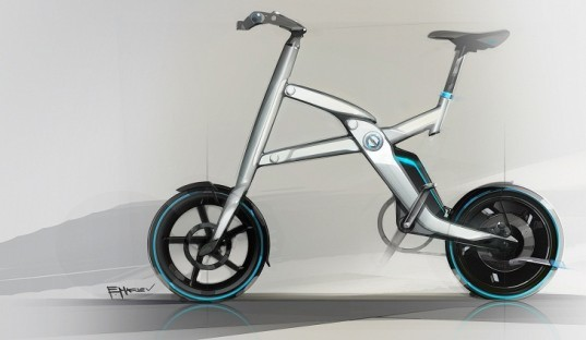 BMW, BMW i3 Concept, BMW i Pedelec Concept, electric bicycle, electric BMW, green transportation, 360 Electric, electric car