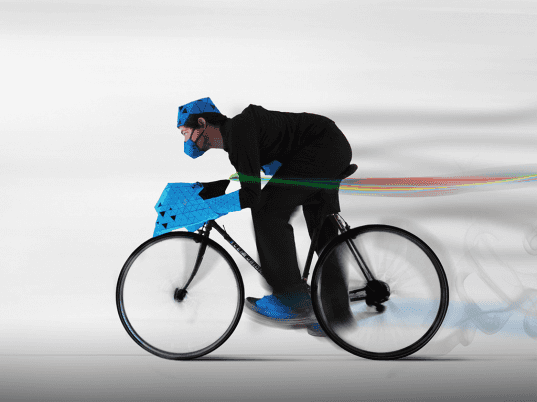 BikeBorgs, Copenhagen Institute of Interaction Design, The Borg, bicycle hybrid, cycling subculture, cycling, bicycles, bicycle-human hybrid,