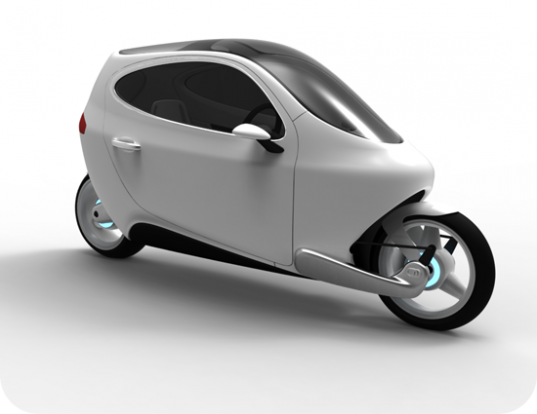 electric vehicles, electric car, electric bike, lit motors, C-1, electric motorcycle-car hybrid, hybrid vehicle, C-1 commute vehicle, C1 EV