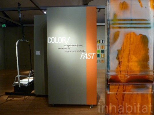 ColorFast, R Nelson Parrish, eco art, bio-resin, bioresin, green art, kimball art center,