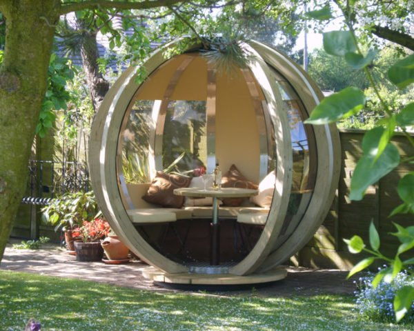 Dwell on Design, Inhabitat LA, Inhabitat Los Angeles, G-Pod, Lounger, Summer House, Seater, Prefabricated, Mars Lab, sustainable building, temporary structures, prefabricated structures