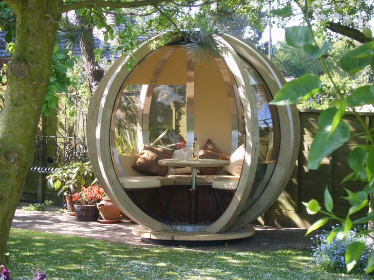 The G Pod Wins Best Outdoor Product At Dwell On Design