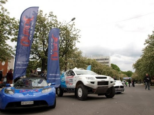 eu electric vehicle, electric vehicle, ev, electric marathon, monte alto event, green route, charging station, electric vehicle race