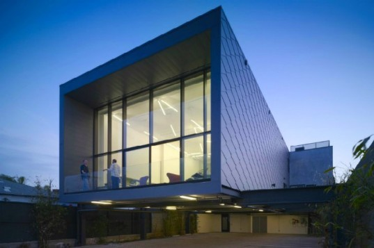 Favorite Architecture Offices, architects office, architecture office, eco office, green office, Belzberg Architects