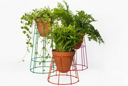 Innovando la Tradición, Jorge Diego Etienne, savvy studio, first project, casa bosques, planters, indoor planting, seasonal planters, indoor gardening, sustainable design, local clay design