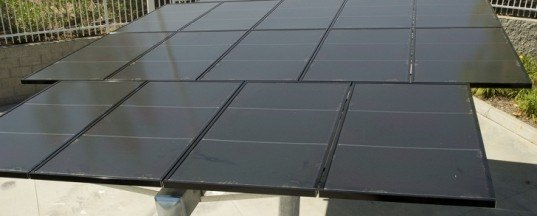 Honda, Honda solar panels, solar power, green energy, Aquarium of the Pacific, solar panels, crystal silicon solar cells, thin-film solar panels, clean energy
