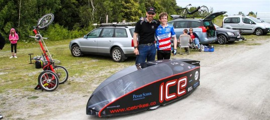 tim parker, chris parker, ice trikes, ice trikes chris parker, HPV World Championship, recumbent trikes, child genius, fastest boy in the world