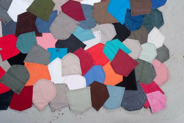 Brc Designs One Of A Kind Pocket Rugs Are A Patchwork Of