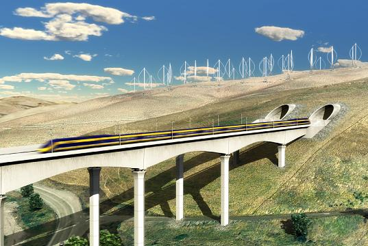 high speed rail, californian bullet train, californian high speed rain, jerry brown, governor brown, sierra club, natural defense research council, California Environmental Quality Act, air pollution, emissions