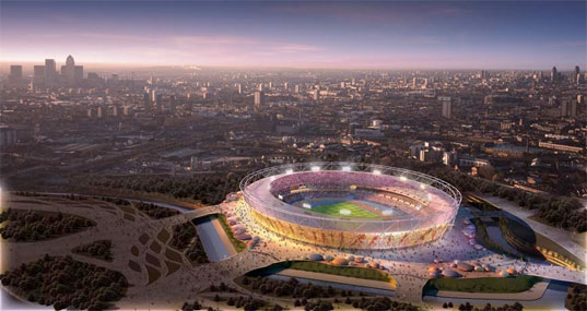 Londons 2012 Olympic Park Opens To The Public This Week After