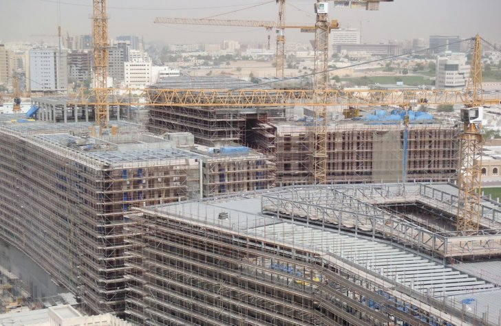 Msheireb In Downtown Doha Qatar Will Be The World S
