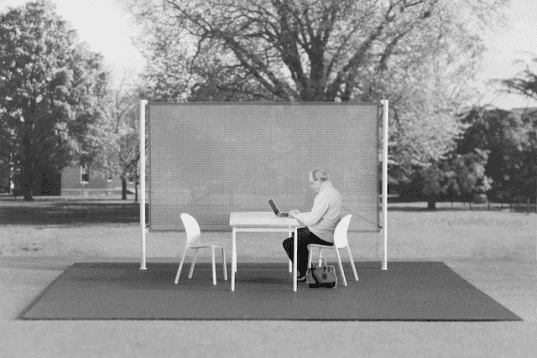 The Outdoor Office Could Change How We Work & Reduce Our Carbon ...