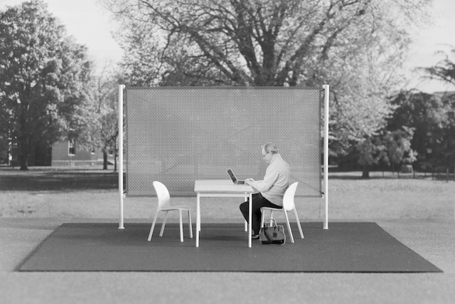 The Outdoor Office Could Change How We Work U0026 Reduce Our Carbon Footprint Outdoor  Office Jonathan Olivares U2013 Inhabitat   Green Design, Innovation, ...
