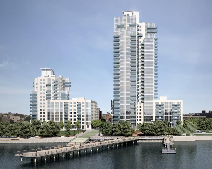 the edge in williamsburg becomes the largest leed gold residential