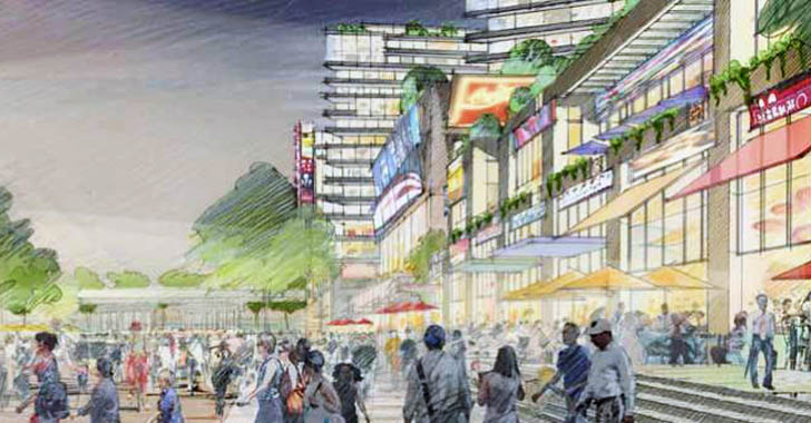 Mayor Bloomberg Announces Plan For Willets Point Queens