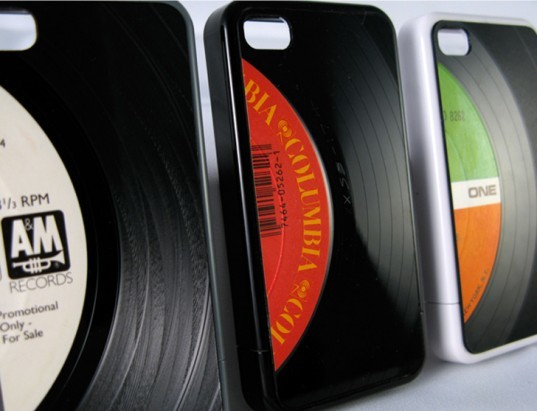 wrecordsbymonkey, iphono case, recycled record iphone case, green father's day gifts, green gifts for dads, green gifts, sustainable design, green design, green gifts for guys, father's day 2012, green fashion, sustainable style, green dad, green presents, eco gift guide