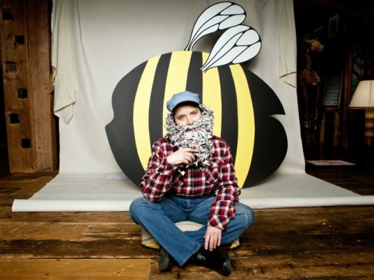 isabella rossellini, burts bees, pollinators week, burt shavitz, colony collapse