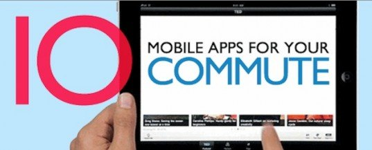 Commuter apps, web apps, mobile apps, mobile devices, apps,