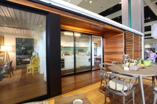 connect 2.0 homeConnect:Homes, Connect 2.0, dwell on design, prefabricated homes, prefabricated houses, green building, dwell on design 2012, Los Angeles, Gordon Stott