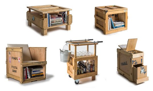 peveto crate furniture, crate furniture, peveto, eco fruniture, green furniture, crate design, recycled crate design