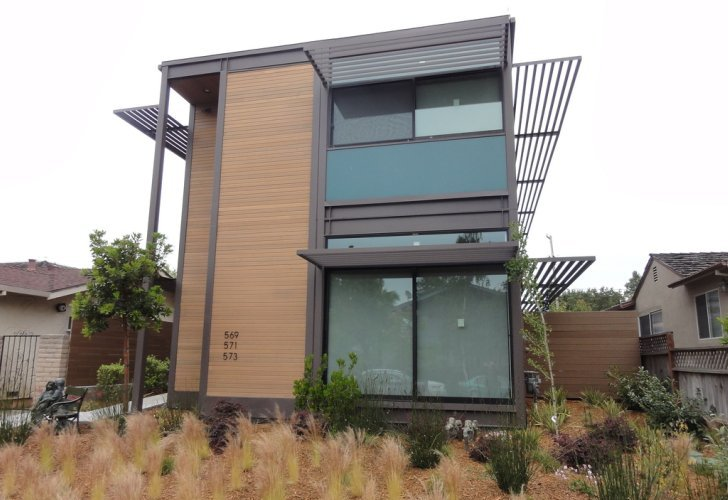 Livinghomes reveals first leed platinum certified for Leed certified house plans