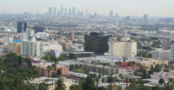 Los angeles could heat up 4 to 5 degrees on average by mid for Los angeles innovation consultants