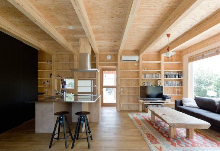 High Tech Off Grid Mirai Nihon Home Coexists With Nature In Japan |  Inhabitat   Green Design, Innovation, Architecture, Green Building