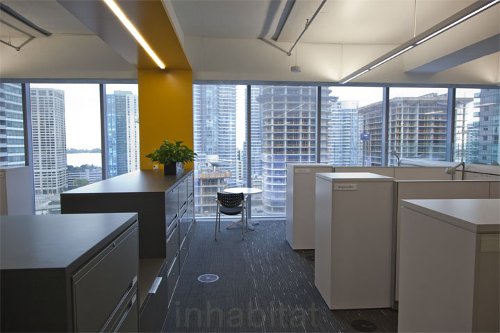 Toronto S Pwc Tower Is A Smart Office Building With An