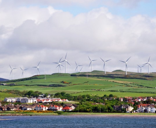 wind power, wind energy, wind farms, scotland wind power, national grid, fife council, aberdeenshire council, UK wind power