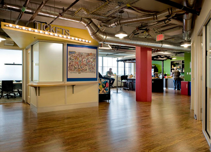 google office in pittsburgh. 1 Google Office In Pittsburgh I