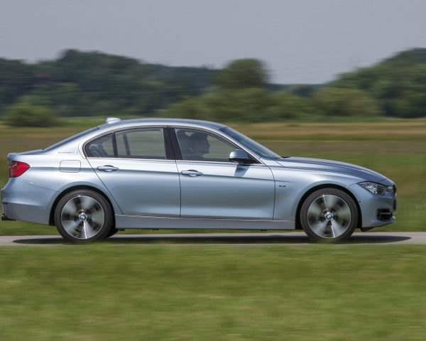 BMW\'s 2013 ActiveHybrid 3 is the Perfect Balance Between Fuel ...
