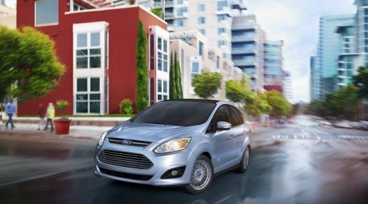 Ford, Ford C_MAX hybrid, Ford C_MAX Energi, Ford hybrid, Ford plug-in hybrid, green car, green transportation, electric car, plug-in hybrid