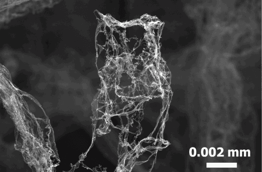 lightest material in the world, lightest material in the world, aerographite, university of kiel, Hamburg University of Technology, carbon nanotubes, carbon network, lithium ion batteries,