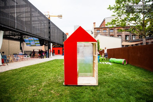 Smallest House In The World 2012 one-sqm-house: world's smallest house is a single square meter in