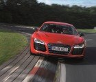 Audi R8 e-tron Electric Car Sets World Record on the Nürburgring Nordschleife