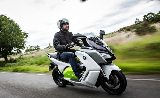 BMW, BMW electric scooter, BMW electric, BMW scooter, green transportation, electric scooter, lithium-ion battery, electric motor, electric motorcycle, BMW C Evolution