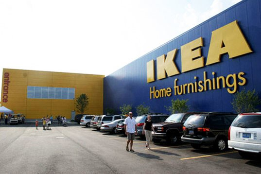 solar energy, solar power, IKEA, recycling materials, solar array, record breaking array, photovoltaic array, michigan IKEA, waste water, ev charging station, material recycling, IKEA