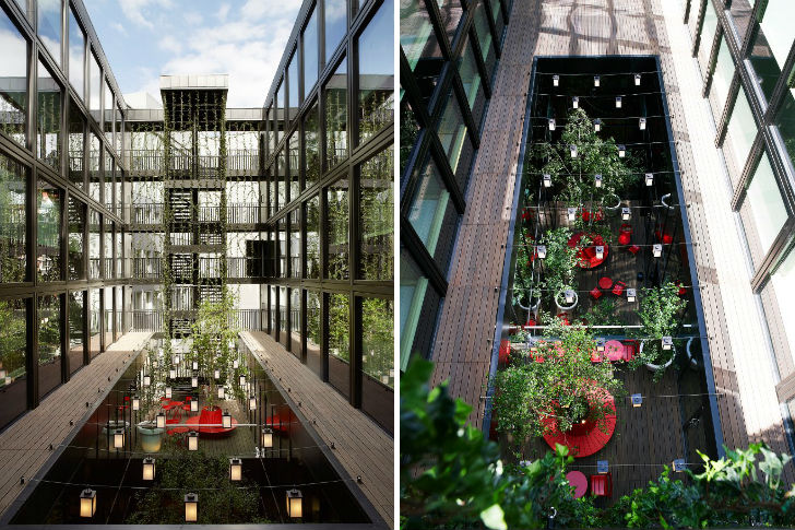 Design hotel citizenm london boutique hotels affordable for Design hotels london