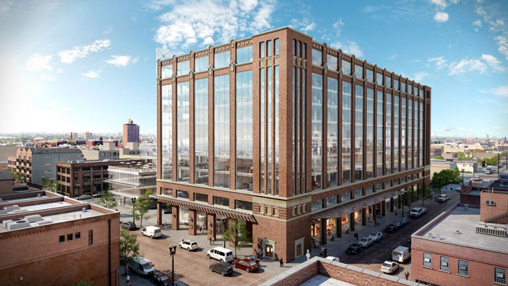 Former Cold Storage Warehouse in Chicago To Be Transformed