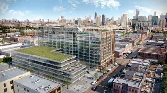 Fulton Market, Cold Storage, Chicago, West Loop, warehouse, adaptive-reuse