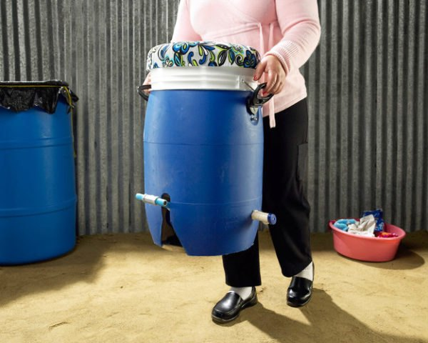 Pedal Powered Giradora Washer Needs No Electricity And Costs Only 40