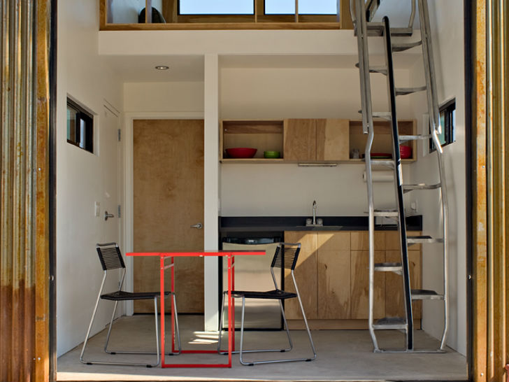 The Marfa 10 X Tiny House
