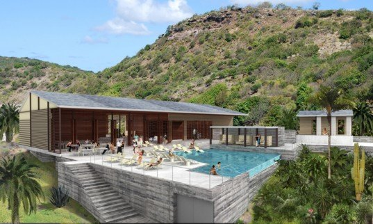 green design, eco design, sustainable design, NC-Office Architects, eco-resort, eco-luxury, Lesser Antilles, sustainable resort, eco-tourism