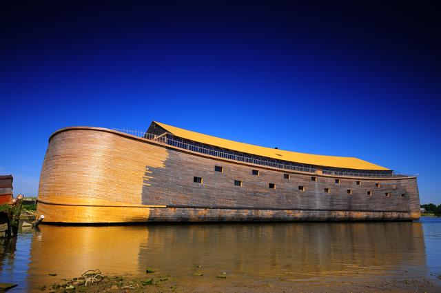 Image result for Johan Huiber Noah's Ark