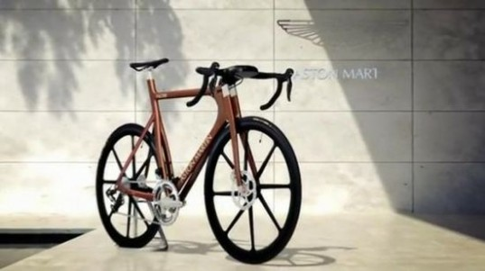 Aston Martin, Factor Bikes, One-77 Coupe, One-77 Cycle, carbon fiber cycle, carbon fiber, james bond, high-tec bicycle, bicycle, cycle