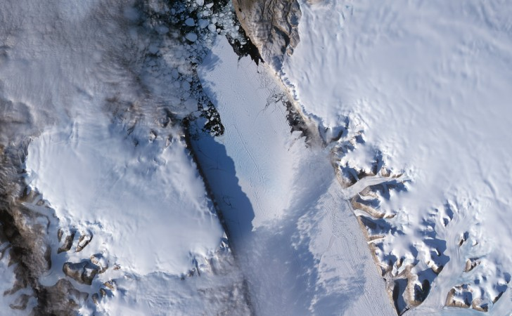 NASA image acquired September 7, 2008.  NASA image released September 12, 2008.