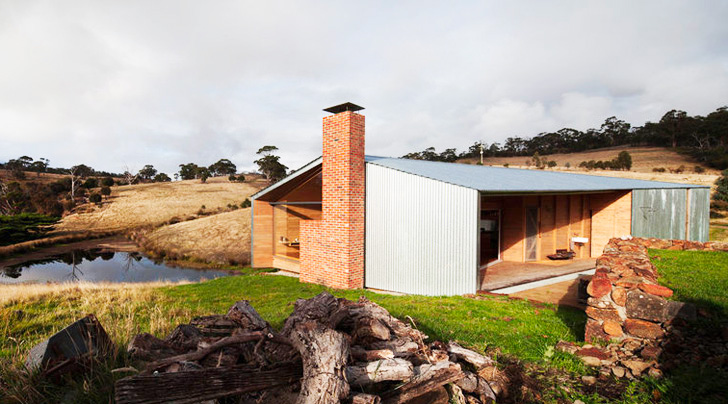 Compact Shearers Quarters Country Home Wins Australias House of