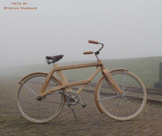 Sman Cruisers, Arnolt Van Der Sman, wood bicycle, green transportation, sustainable design, green bicycle, wood bike, sman bicycles