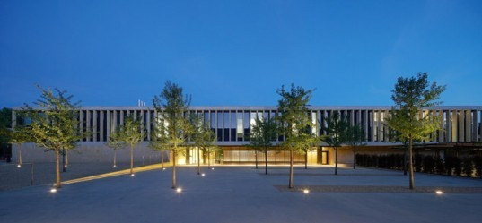 Sainsbury Laboratory, Stanton Williams, Cambridge University, RIBA Stirling Prize, London, Sustainable Design